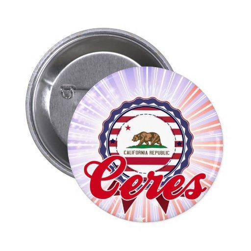 Ceres, CA Pin