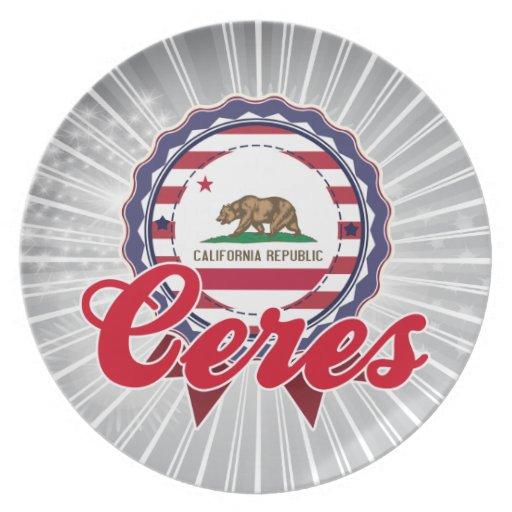 Ceres, CA Platos De Comidas