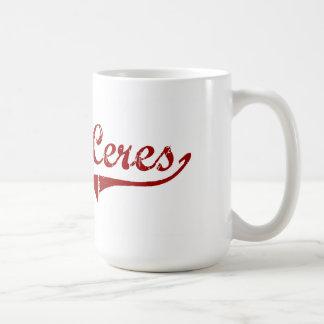 Ceres California Classic Design Coffee Mug