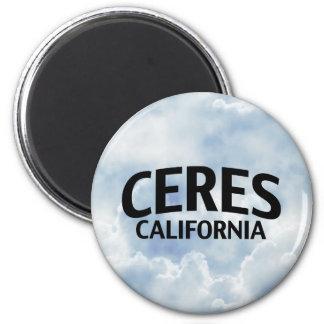 Ceres California Magnet