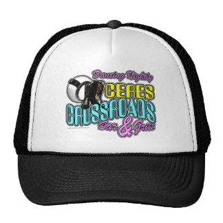Ceres Crossroads Bar and Grill Trucker Hat