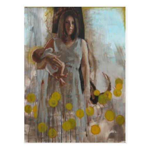 Ceres, diosa del grano y parto postal
