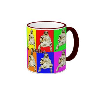 Ceres goddess ringer coffee mug