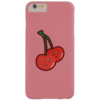 Cereza de Kawaii Funda Barely There iPhone 6 Plus