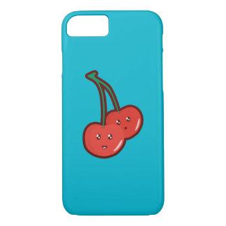 Cereza de Kawaii Funda iPhone 7