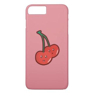 Cereza de Kawaii Funda iPhone 7 Plus