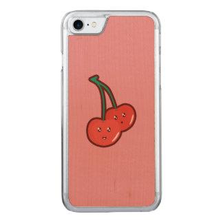 Cereza de Kawaii Funda Para iPhone 7