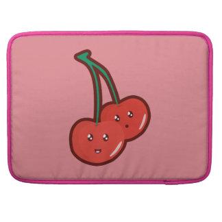 Cereza de Kawaii Funda Para Macbooks