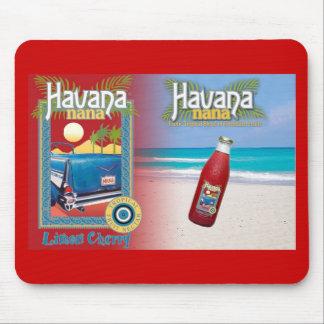 Cereza de La Habana Nana Limon Tapetes De Ratón