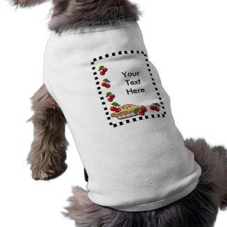 Cereza empanada día 20 de febrero camisa de perrito