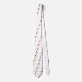 Cereza en el top corbata
