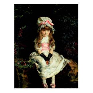 Cereza madura, 1879 postal
