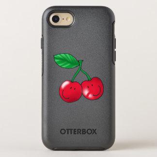 cereza roja funda OtterBox symmetry para iPhone 7