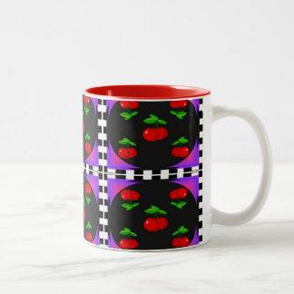 Cereza Tazas De Café