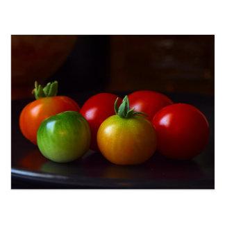 cereza-tomatos postal