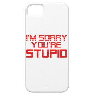 Cereza triste iPhone 5 Case-Mate protectores