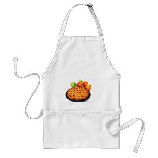Cereza y empanada de Apple Delantal