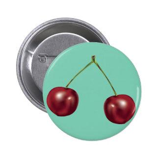 Cerezas Pin Redondo 5 Cm