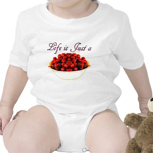 Cerezas Traje De Bebé