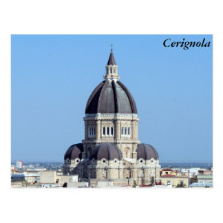 Cerignola, Italia Postales