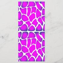 Cerise Pink Pattern