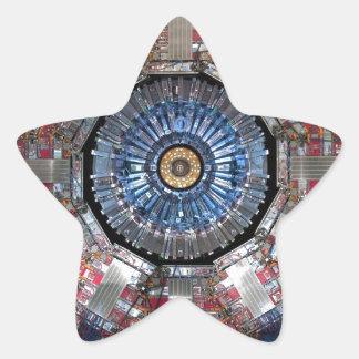 CERN Shiva LHC Star Sticker
