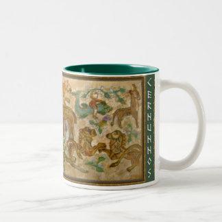 Cernunnos Two-Tone Coffee Mug