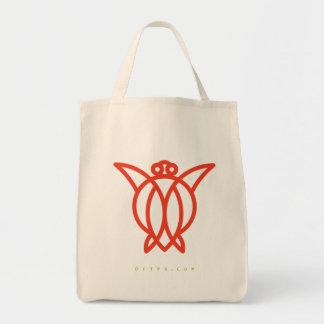 Cero bolsas plásticas. Tinglar. Tote Bag