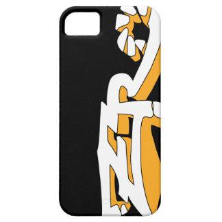 Cero Ebony (Amber) iPhone Case