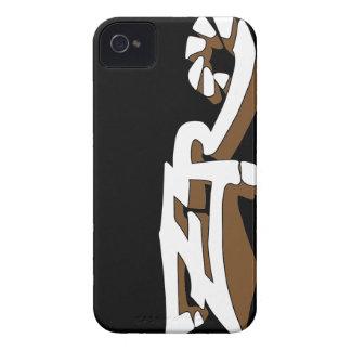 Cero Ebony (Brown) iPhone Case