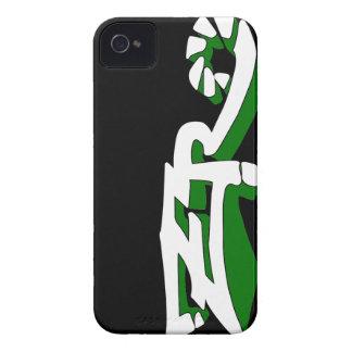 Cero Ebony (Green) iPhone Case