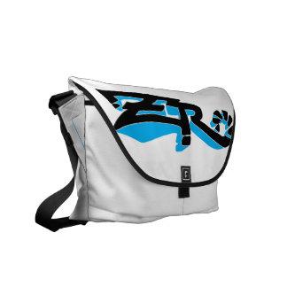 Cero Ivory (Cyan) Messenger Bag