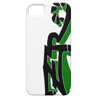 Cero Ivory (Green) iPhone Case