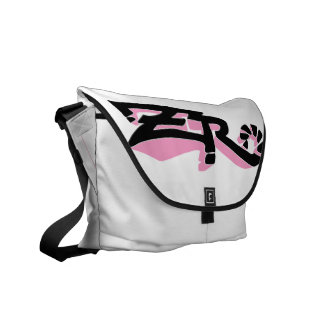 Cero Ivory (Pink) Messenger Bag