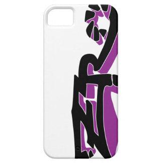 Cero Ivory (Purple) iPhone Case