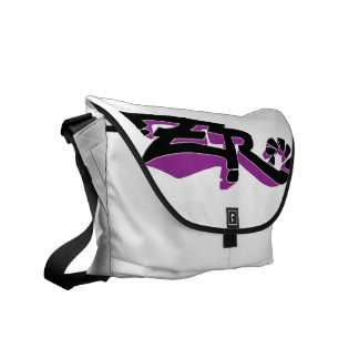 Cero Ivory (Purple) Messenger Bag