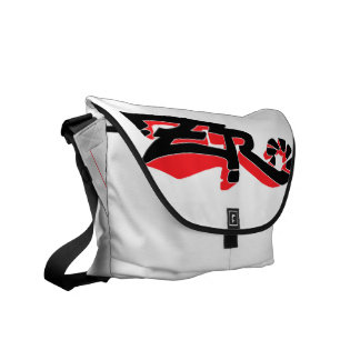 Cero Ivory (Ruby) Messenger Bag