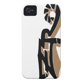 Cero Ivory (Tan) iPhone Case