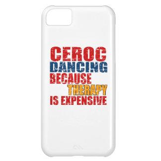 Ceroc Dance Designs iPhone 5C Cover