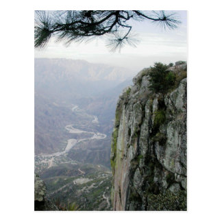 Cerocahui, Copper Canyon, Mexico Postcard