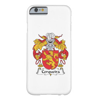 Cerqueira Family Crest Barely There iPhone 6 Case