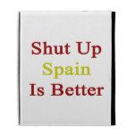 Cerrada España es mejor