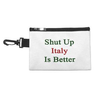 Cerrada Italia es mejor
