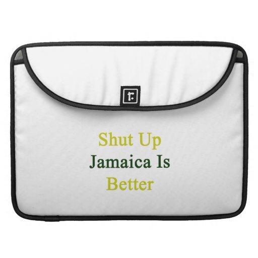 Cerrada Jamaica es mejor Funda Macbook Pro