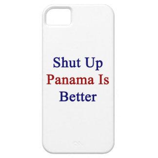 Cerrada Panamá es mejor iPhone 5 Carcasas