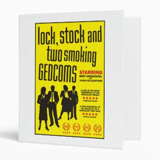"""Cerradura, acción y dos GEDCOMs que fuma Carpeta 1"""""""