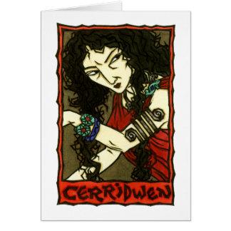 Cerridwen Card