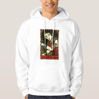 Cerridwen Hooded Pullover
