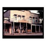 Cerrillos Hotel Postcard