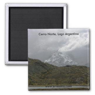 Cerro Norte, Lago Argentina Magnet